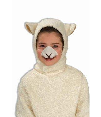 Forum Novelties Sheep Hood And Nose