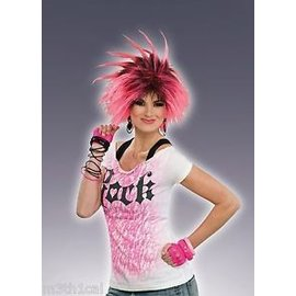 Forum Novelties Bubble Gum Punk Wig