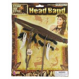 Forum Novelties headband stone age cave person