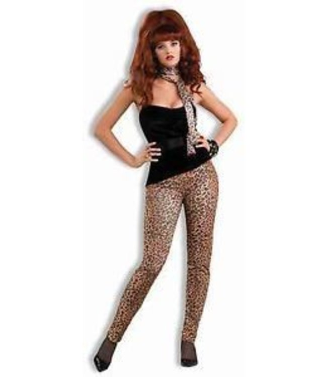 Forum Novelties Leopard Print Pants only