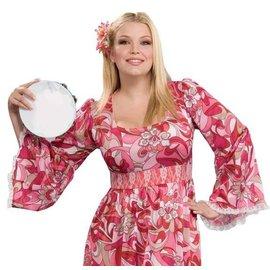 Forum Novelties Flower Child Dress- Plus Size