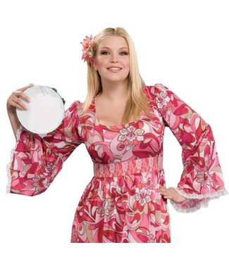 Forum Novelties Flower Child Dress- Plus Size