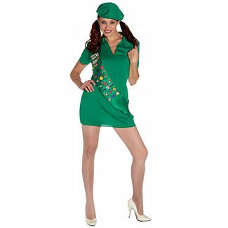 Sexy Girl Scout Costume Ronjo Magic Costumes And Party Shop