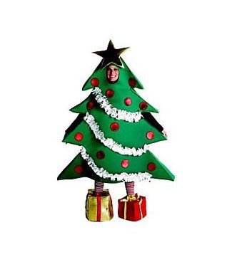 Rasta Imposta Christmas Tree shoe covering included
