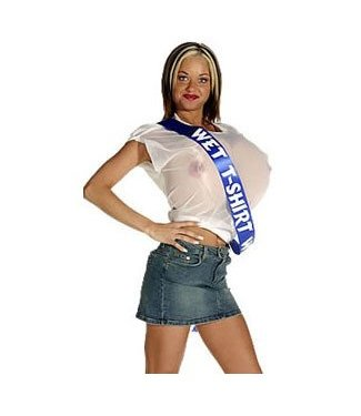 Rasta Imposta Wet T-Shirt Winner - Adult One Size