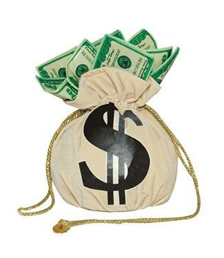 Rasta Imposta Money Bag Handbag
