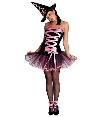 Rasta Imposta Witchy La Bouf, Pink - Adult 6-10