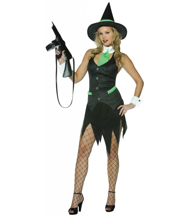 Rasta Imposta Gangster Witch - Adult