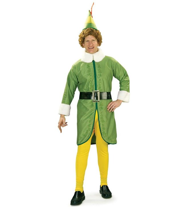 Rubies Costume Company Buddy The Elf - Adult Standard Size