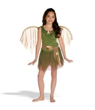 Rasta Imposta Foliage Fairy - Child 7-10