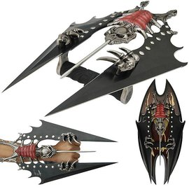 Night Stalker Fantasy Knife Sword by Fantasy Master