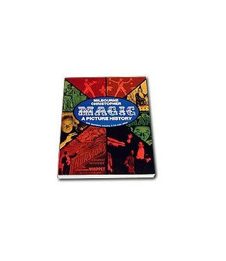 MAGIC - A Picture History by Milbourne Christopher and Dover Publications and BTC - Book