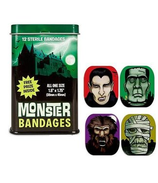 Monster Bandages by Accoutrements