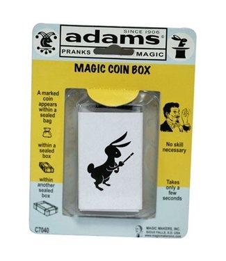 Magic Coin Box by S.S. Adams (M12)