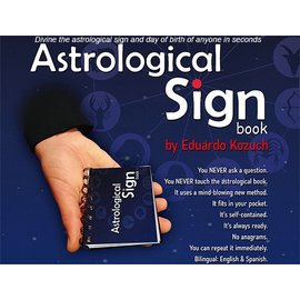 Astrological Sign by Eduardo Zozuch from by Vernet (M10)