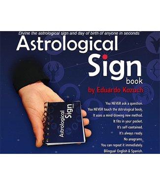 Vernet Astrological Sign by Eduardo Zozuch