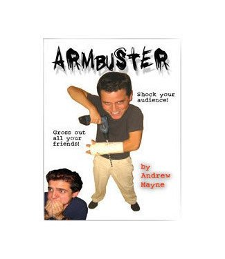 Book Armbuster by Andrew Mayne and Weird Things (M7)