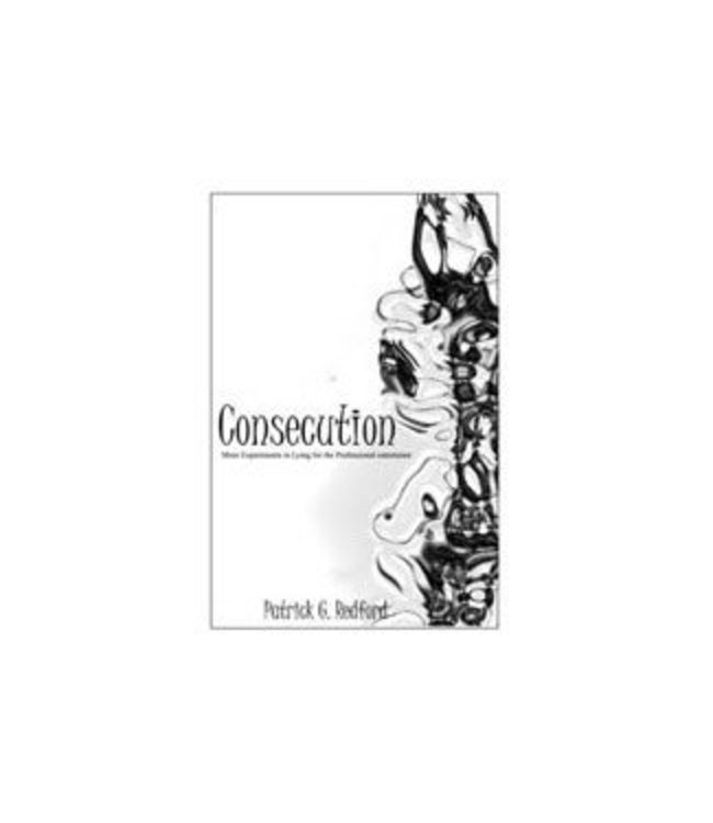 Book - Consecution by Patrick G. Redford (M7)