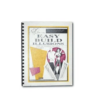 Book - Easy Build Illusions by Paul Osborne and Illusion Systems