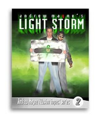 Book Light Storm by Andrew Mayne and Weird Things (M7)