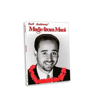 Book - Magic from Maui by Carl Andrews (M7)