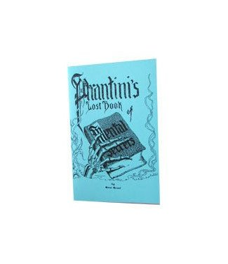 Book Phantini's Lost Book Of Mental Secrets and Hades Publications