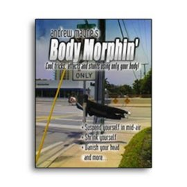 Book Body Morphin' by Andrew Mayne and Weird Things