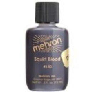 Mehron Dark Venous Squirt Blood .5 oz