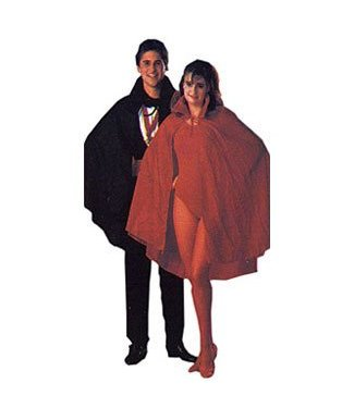 Forum Novelties Cape 45 inch - Red