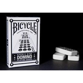 United States Playing Card Compnay Bicycle Double Nine Domino Cards by USPCC - Trick