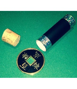 Chinese Coin Holder by Joker Magic (M10)