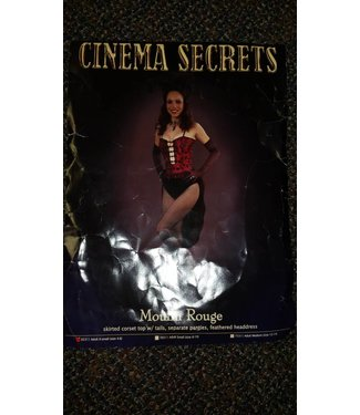 Cinema Secrets Moulin Rouge xsm 4-6