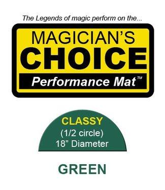 Ronjo Performance Mat Classy, Casino Green
