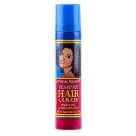 Temporary Hair Spray Burgundy