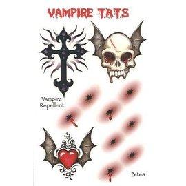 Vampire #2 Temporary Tattoos by Johnson And Mayer