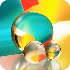 Clear Crystal Ball 6 inch - 150mm by Amlong Crystals (901)