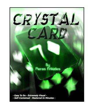 Crystal Card by Pieras Fitikides (M10)