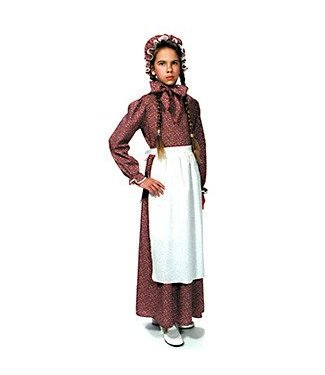Prairie Girl Small 8-10 by Distinctive Costumes