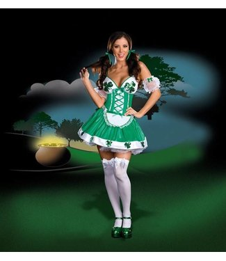 Dreamgirl International Iris U Luck - Adult Large