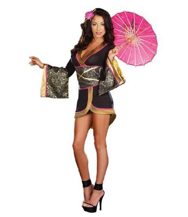 Dreamgirl International Asian Persuasion, Geisha Girl Medium by Dreamgirl