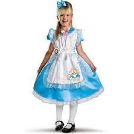 Disguise Childs Alice Deluxe 4-6