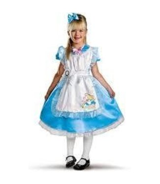 Disguise Childs Alice Deluxe 7-8