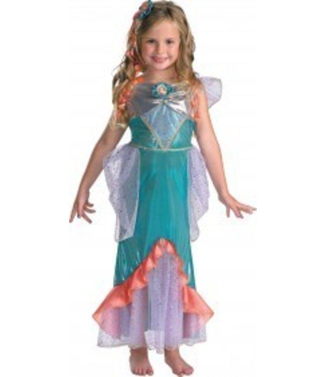 Disguise Disney's The Little Mermaid - Child Classic Ariel 4-6