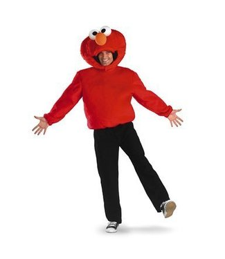 Disguise Sesame Street Elmo - Adult 42-46