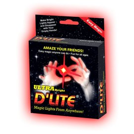 D'Lite Red Pair, Jumbo Size - Ultra Bright
