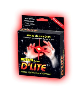 D'Lite Red Pair, Regular Size - Ultra Bright