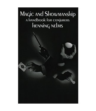 Book - Magic and Showmanship by Henning Nelms  and Dover Publications and BTC(M7)