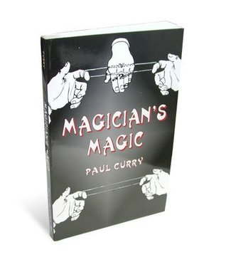 Book - Magician's Magic by Paul Curry  and Dover Publications and BTC(M7)