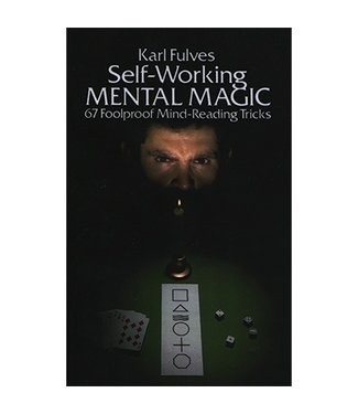 Self Working Mental Magic by Karl Fulves  and Dover Publications and BTC- Book (M7)