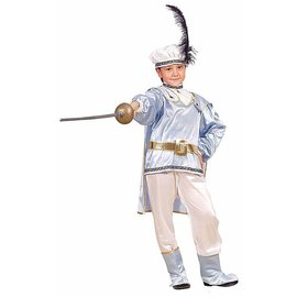 Dress Up America Tot/Child Prince Charming Medium 8-10